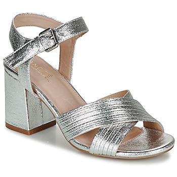 Pantofi Femei Sandale  André JACYNTH Argintiu