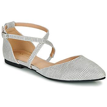 Pantofi Femei Balerin și Balerini cu curea André MARTHA Albastru