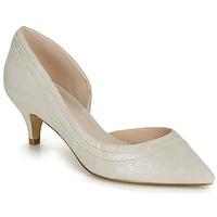Pantofi Femei Pantofi cu toc André JACLYN Argintiu