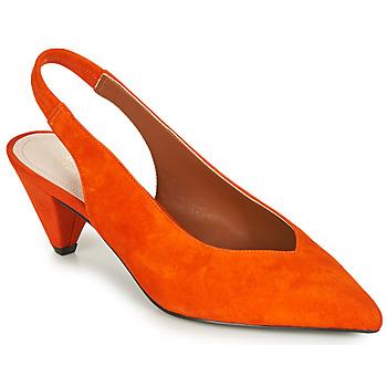 Pantofi Femei Pantofi cu toc André JAYLYN Portocaliu