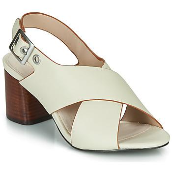 Pantofi Femei Sandale  André JANNINE Bej