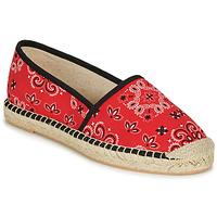 Pantofi Femei Espadrile André HADRIANA Roșu