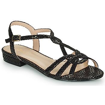 Pantofi Femei Sandale  André JONETTE Negru