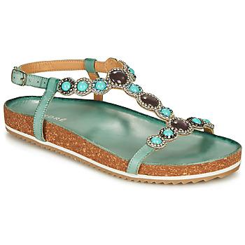 Pantofi Femei Sandale  André ETHEL Albastru