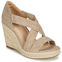 Pantofi Femei Pantofi cu toc André PERMELIA Bej