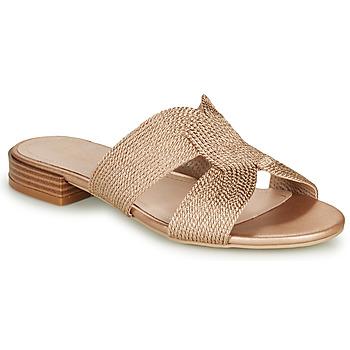Pantofi Femei Sandale  André PHYLLIS Auriu