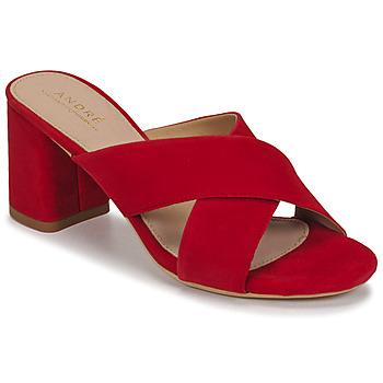Pantofi Femei Sandale  André JULITTA Roșu