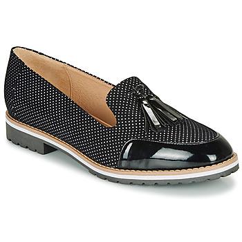 Pantofi Femei Mocasini André EMOTION Negru
