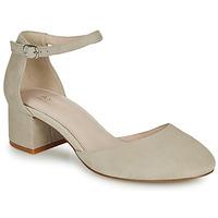 Pantofi Femei Pantofi cu toc André CILLY Bej