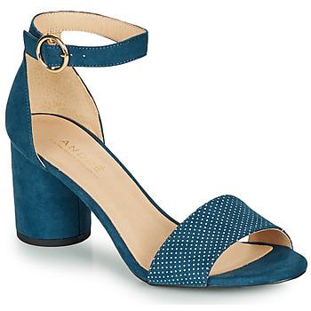 Pantofi Femei Sandale  André MILENA Bleumarin