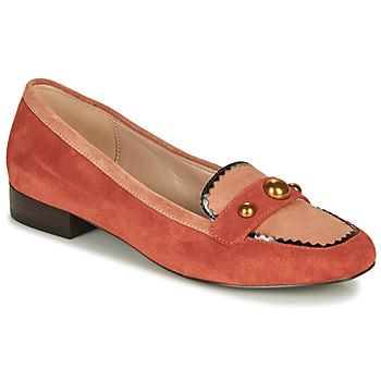 Pantofi Femei Mocasini André L ACROBATE Roz