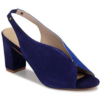 Pantofi Femei Sandale  André L ILLUSIONISTE Albastru
