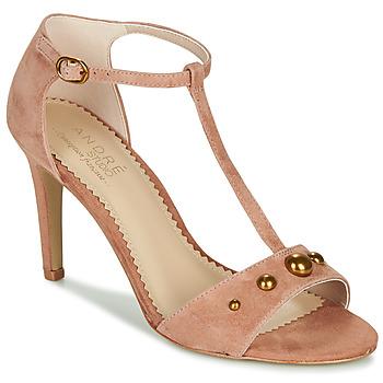Pantofi Femei Sandale  André LA DOMPTEUSE Roz