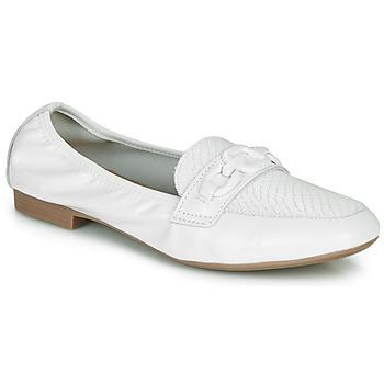 Pantofi Femei Mocasini André MAYRA Alb