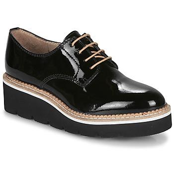 Pantofi Femei Pantofi Derby André EMELINA Negru / Lac