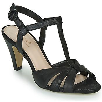 Pantofi Femei Sandale și Sandale cu talpă  joasă André JULIANNE Negru