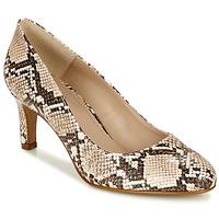 Pantofi Femei Pantofi cu toc André POMARA 2 Bej
