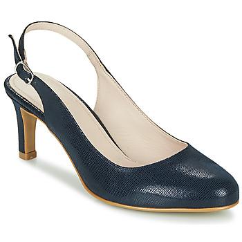 Pantofi Femei Pantofi cu toc André POMARETTE Bleumarin