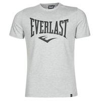 Îmbracaminte Bărbați Tricouri mânecă scurtă Everlast EVL LOUIS SS TS Gri