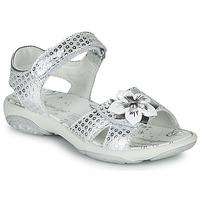 Pantofi Fete Sandale  Primigi 5383533 Argintiu