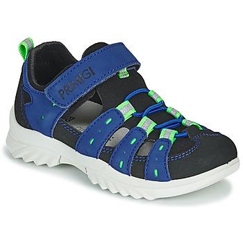 Pantofi Copii Sandale sport Primigi 5371822 Albastru / Negru