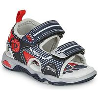 Pantofi Băieți Sandale  Primigi 5450544 Albastru / Roșu