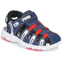 Pantofi Băieți Sandale sport Primigi 5461611 Bleumarin / Roșu