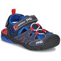 Pantofi Băieți Sandale sport Primigi 5460111 Albastru / Roșu