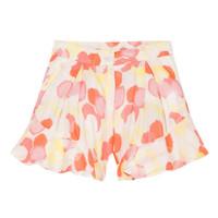 Îmbracaminte Fete Pantaloni scurti și Bermuda Lili Gaufrette LORIA Multicolor