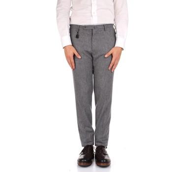 Îmbracaminte Bărbați Pantaloni de costum Incotex 1AT091 1721T Grey