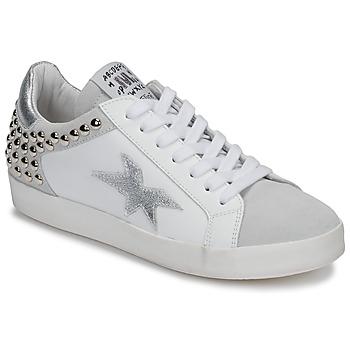 Pantofi Femei Pantofi sport Casual Meline GELLABELLE Alb