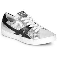Pantofi Femei Pantofi sport Casual Meline GELOBELO Argintiu