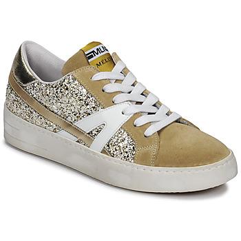 Pantofi Femei Pantofi sport Casual Meline GERIE Auriu