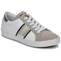 Pantofi Femei Pantofi sport Casual Meline GARILOU Alb / Bej