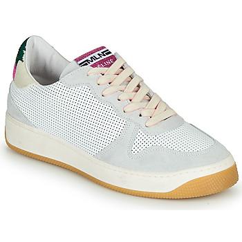Pantofi Femei Pantofi sport Casual Meline GEYSON Alb