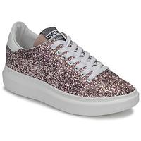 Pantofi Femei Pantofi sport Casual Meline GEYSI Glitter / Roz
