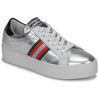 Pantofi Femei Pantofi sport Casual Meline GETSET Argintiu