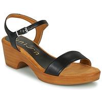 Pantofi Femei Sandale  Unisa IRITA Negru