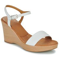 Pantofi Femei Sandale  Unisa RITA Alb