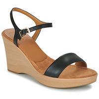 Pantofi Femei Sandale  Unisa RITA Negru
