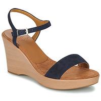 Pantofi Femei Sandale  Unisa RITA Albastru