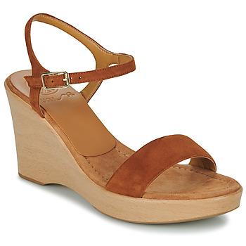 Pantofi Femei Sandale  Unisa RITA Maro