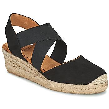 Pantofi Femei Sandale  Unisa CELE Negru