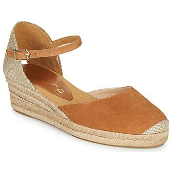 Pantofi Femei Sandale  Unisa CISCA Camel