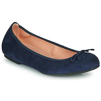 Pantofi Femei Balerin și Balerini cu curea Unisa ACOR Albastru