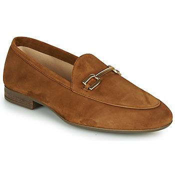 Pantofi Femei Mocasini Unisa DALCY Camel