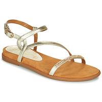 Pantofi Femei Sandale  Unisa CLARIS Auriu