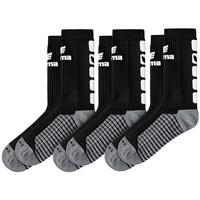 Accesorii Copii Sosete Erima Lot de 3 paires de chaussettes  Classic 5-C noir/blanc