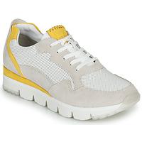 Pantofi Femei Pantofi sport Casual Marco Tozzi 2-23754 Alb / Galben