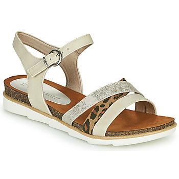 Pantofi Femei Sandale  Marco Tozzi 2-28410 Bej
